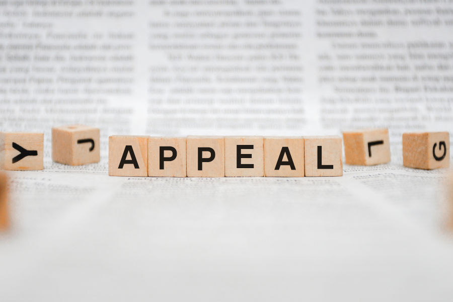 Appealing A Family Law Order