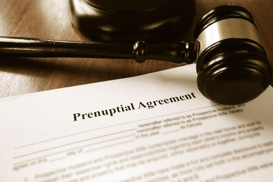 Colorado prenuptial agreements